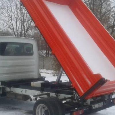 techmont zabudowy do samochodów ciężarowych 05