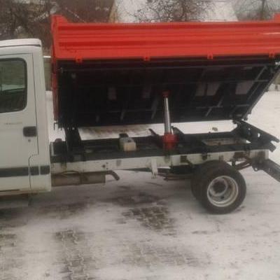 techmont zabudowy do samochodów ciężarowych 10
