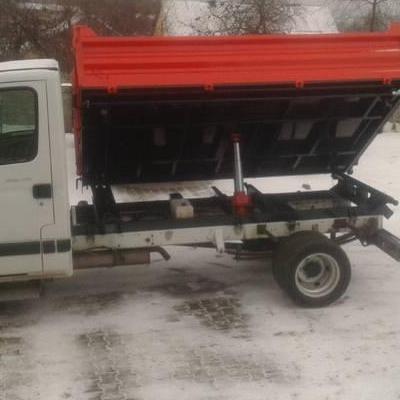 techmont zabudowy do samochodów ciężarowych 11